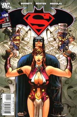 Superman / Batman (2003-2011) (Comic Book) #40