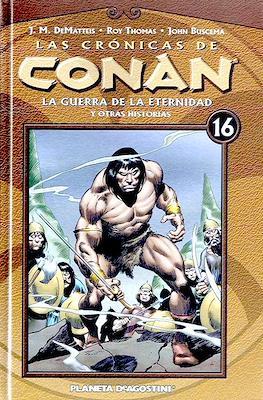 Las Crónicas de Conan #16