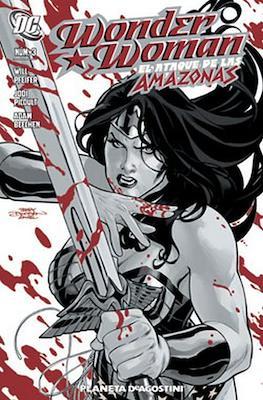 Wonder Woman. El ataque de las Amazonas #3