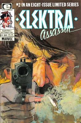 Elektra: Assassin (Comic Book) #2