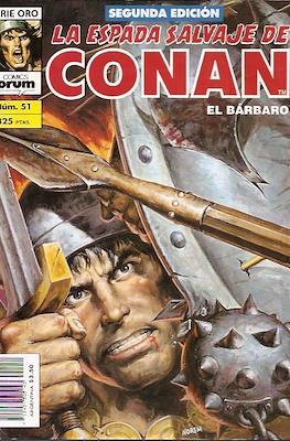 La Espada Salvaje de Conan Vol. 1. 2ª edición (Grapa. 64 páginas) #51