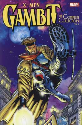 X-Men: Gambit - The Complete Collection #2