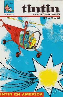 Tintin (Grapa 20 pags.) #8