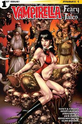 Vampirella: Feary Tales (Comic Book / Digital) #1