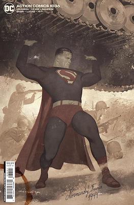 Action Comics Vol. 1 (1938-2011; 2016-... Variant Covers) #1036