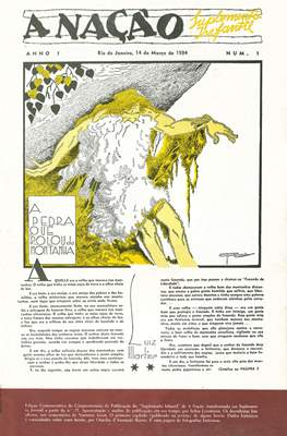 Edição Comemorativa do Cinquentenário de Publicação do Suplemento Infantil/ Juvenil de A Nação