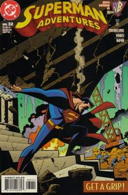 Superman Adventures (Comic-book) #32