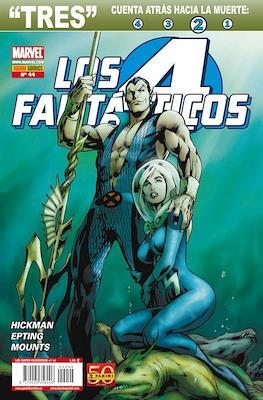 Los 4 Fantásticos / Los Cuatro Fantásticos Vol. 7 (2008-) (Grapa 24-48 pp) #44