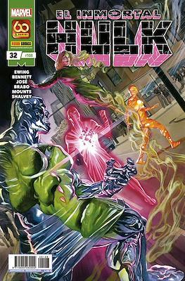 El Increíble Hulk Vol. 2 / Indestructible Hulk / El Alucinante Hulk / El Inmortal Hulk (2012-) #108/32