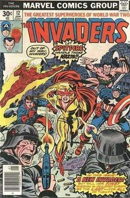 The Invaders #12