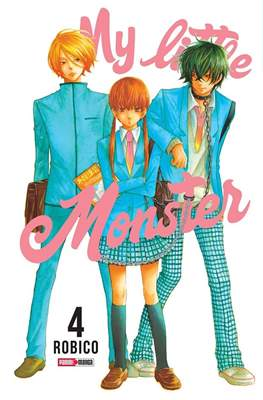 My Little Monster (Rústica con sobrecubierta) #4