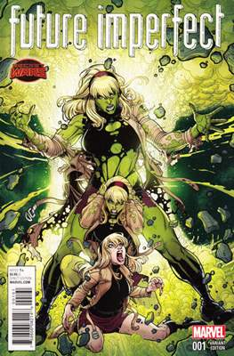 Future Imperfect (Variant Cover) #1