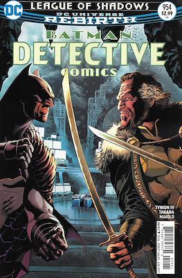 Detective Comics Vol. 1 (1937-2011; 2016-) (Comic Book) #954