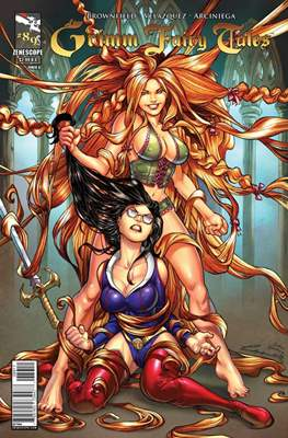 Grimm Fairy Tales (Comic Book) #89
