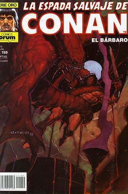 La Espada Salvaje de Conan. Vol 1 (1982-1996) (Grapa. B/N.) #159