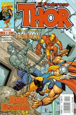 El Poderoso Thor (1999-2002) (Grapa. 17x26. 24 páginas. Color. Vol. 3-4.) #13