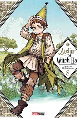 Atelier of Witch Hat #8
