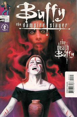 Buffy the Vampire Slayer (1998-2003) (saddle-stitched) #45