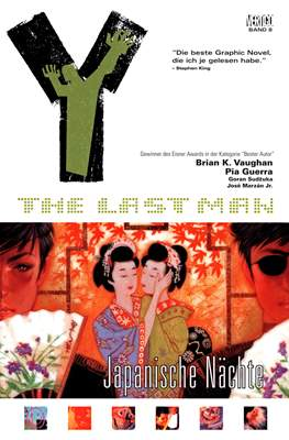 Y: The Last Man (Softcover) #8
