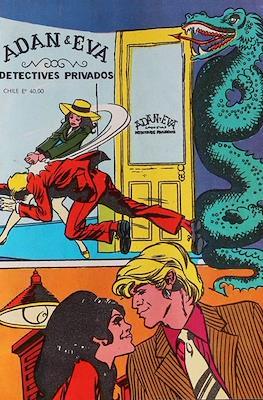 Adan & Eva. Detectives Privados #2