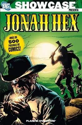 Showcase presenta Jonah Hex