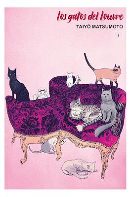 Los gatos del Louvre