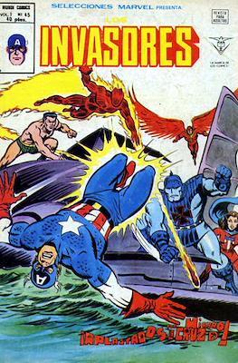 Selecciones Marvel (1977-1981) #45