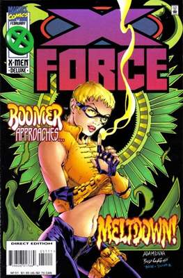 X-Force Vol. 1 (1991-2002) #51