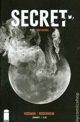 Secret (2012) (Comic books 32 pags) #5