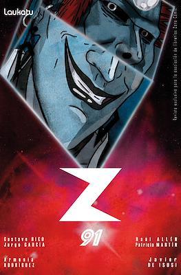Zona Cómic / Z Vol. 4 (Grapa) #91
