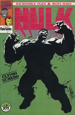Hulk & Iron Man (1993) #9