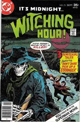 The Witching Hour Vol.1 (Comic Book) #73