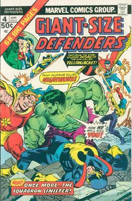 Giant-Size Defenders (Comic-Book) #4