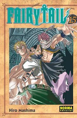 Fairy Tail (Rústica con sobrecubierta) #15