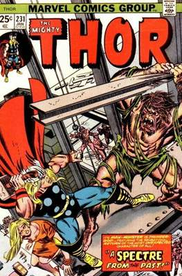 Journey into Mystery / Thor Vol 1 (Comic Book) #231