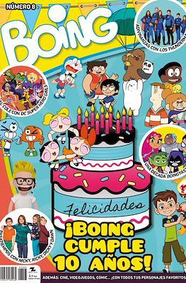 Revista Boing Vol. 3 (Revista) #8