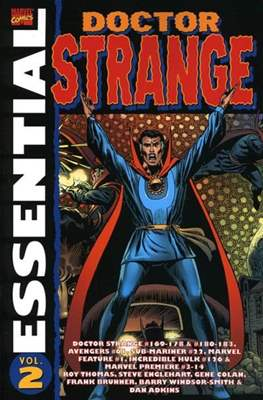 Essential Doctor Strange (Softcover) #2