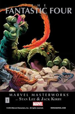Marvel Masterworks: The Fantastic Four