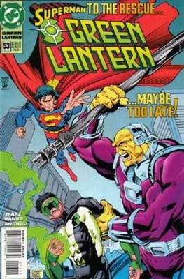 Green Lantern Vol. 2 (1990-2004) (Comic-Book) #53