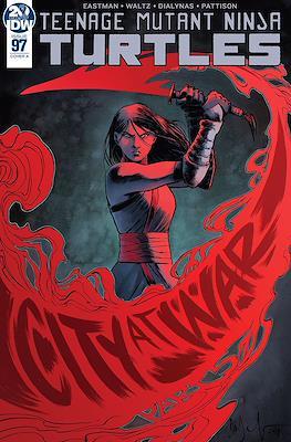 Teenage Mutant Ninja Turtles (2011-...) (Comic-book) #97
