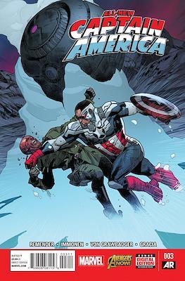All-New Captain America (Comic Book) #3