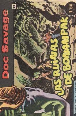 Doc Savage (Grapa (1961)) #17