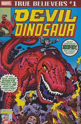True Believers Kirby 100th Devil Dinosaur