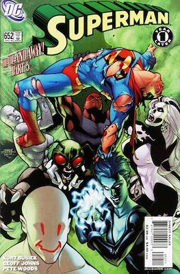 Superman Vol. 1 / Adventures of Superman Vol. 1 (1939-2011) (Comic Book) #652