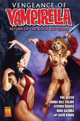 Vengeance of Vampirella: Return of the Blood Red Queen