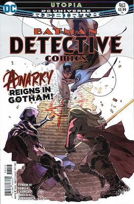 Detective Comics Vol. 1 (1937-2011; 2016-) (Comic Book) #963