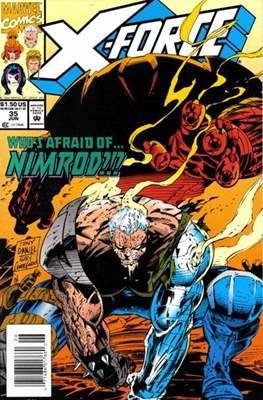 X-Force Vol. 1 (1991-2002) #35