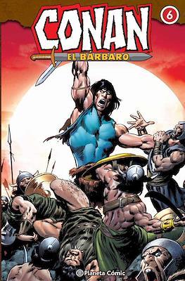 Conan El Bárbaro (Cartoné 600 pp Integral) #6