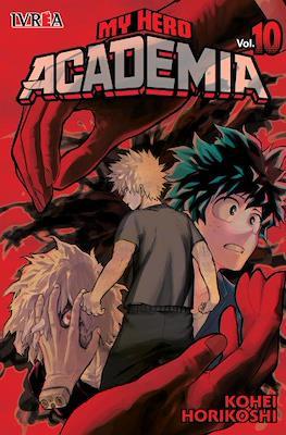 My Hero Academia (Rústica con sobrecubierta) #10