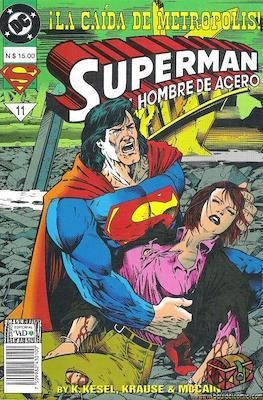 Superman: El Hombre de Acero #11